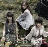 AKB48の通算23枚目のシングル「風は吹いている」(10月26日発売)※写真は通常盤Type-A