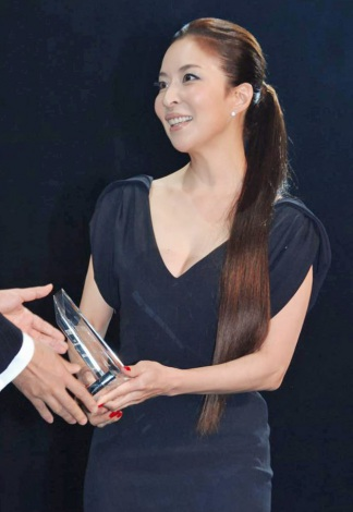 『STORY 2011 Woman of the year』を受賞した真矢みき (C)ORICON DD inc.