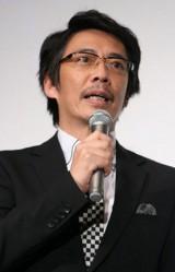 映画『カイジ2 人生奪回ゲーム』初日舞台あいさつに登壇した生瀬勝久(C)ORICON DD inc.