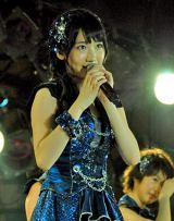 『早稲田祭2011記念会堂イベント Age×AKB48』に出演した柏木由紀(C)ORICON DD inc.