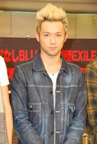 ドラマ『ろくでなしBLUES』DVD発売記念イベントに出席した、劇団EXILEの小澤雄太 (C)ORICON DD inc.