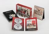 SHINee日本ファーストアルバム『THE FIRST』(12月7日発売/初回生産限定スペシャルBOX)