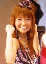 結婚&芸能界引退を報告した安倍麻美(※写真は2007年6月当時) (C)ORICON DD inc.