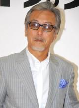 『プラチナアワード2011』授与式に出席した岩城滉一 (C)ORICON DD inc.