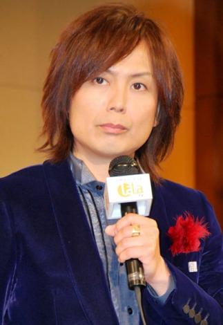 CS局『LaLa TV』の記者発表会に出席したつんく♂ (C)ORICON DD inc.