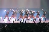 ミニライブでは1年ぶりのニューシングル「ベリシュビッッ」を披露