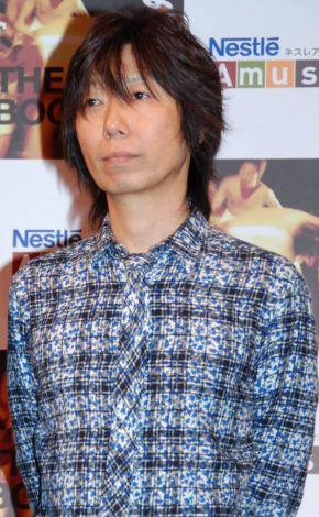 新アルバム『よっちゃばれ』の発売記念イベントを行ったTHE BOOM・小林孝至 (C)ORICON DD inc