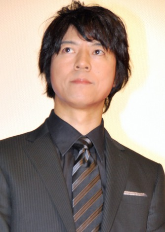 上川隆也=『映画 怪物くん』公開初日舞台あいさつ (C)ORICON DD inc.