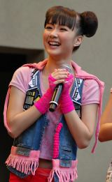 2ndシングル「DELI-DELI☆DELICIOUS」発売記念イベントを行ったSea☆Aのウィニー (C)ORICON DD inc.