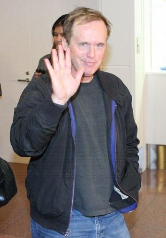 トム・クルーズと共に来日したブラッド・バード監督