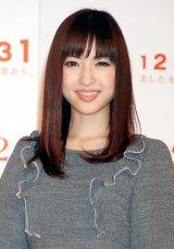 『第62回NHK紅白歌合戦』で紅白に初出場する神田沙也加 (C)ORICON DD in