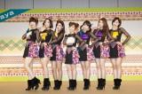 新曲「yayaya(Japanese ver.)」(11月30日発売)を披露したT-ARA