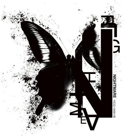 最新アルバム『NIGHTMARE』[Type A・CD(14曲)+DVD]