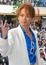 約5年ぶりのシングル「俺らなんにもね〜」発売記念イベントを行った諸星和己 (C)ORICON DD inc.