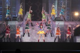 声優初の東京ドーム公演2Daysで8万人を動員した水樹奈々(写真は4日公演)