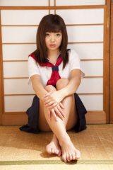 女優に挑戦する成田梨紗(C)2012 森下くるみ/ハピネット
