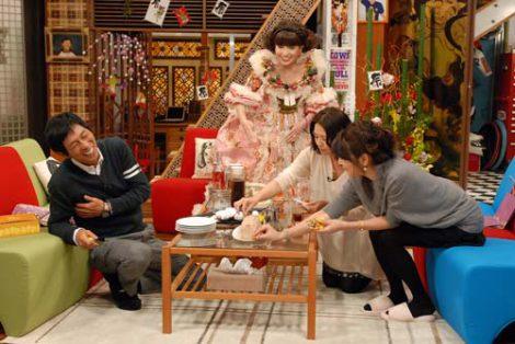 『さんまのまんま』(関西テレビ・フジテレビ系)特番で、黒柳徹子と明石家さんまが20年ぶりのテレビ共演
