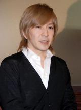 KEIKOの退院を報告した小室哲哉 (C)ORICON DD inc.