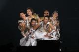 EXILEのライブにナインティナインの岡村隆史が出演。ライブで4年ぶりにオカザイルが復活