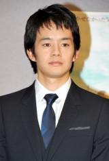 NHK土曜ドラマスペシャル『とんび』試写会後の記者会見に出席した池松壮亮 (C)ORICON DD inc.