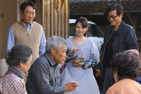 映画『種まく旅人〜みのりの茶〜』 (C)『種まく旅人〜みのりの茶〜』製作委員会