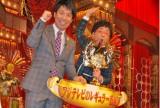 "『THE MANZAI 2011』を制し、""2冠王者""となったパンクブーブー (C)ORICON STYLE inc."
