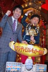 『THE MANZAI 2011』王者となったパンクブーブー (C)ORICON STYLE inc.