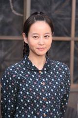 連続テレビ小説『梅ちゃん先生』の会見に出席した主演の堀北真希 (C)ORICON DD inc.