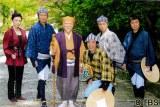 42年の旅を終えた水戸黄門一行(TBS)