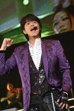 『Ryu Siwon LIVE TOUR 2011 ★NEGAI★』 最終公演の様子