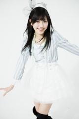 """シングル「シンクロときめき」で来年2月29日にソロデビューが決定したAKB48の""""まゆゆ""""こと渡辺麻友"""