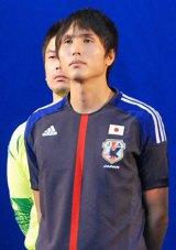 2014年のブラジルW杯出場を目指すサッカー日本代表『結束式』に出席した、前田遼一選手 (C)ORICON DD inc.