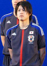 2014年のブラジルW杯出場を目指すサッカー日本代表『結束式』に出席した、内田篤人選手 (C)ORICON DD inc.