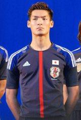 2014年のブラジルW杯出場を目指すサッカー日本代表『結束式』に出席した、槙野智章選手 (C)ORICON DD inc.