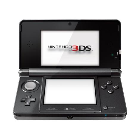販売台数400万台を突破した『ニンテンドー3DS』(任天堂)