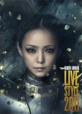 ライブDVD『namie amuro LIVE STYLE 2011』(12月21日発売)