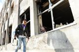 震災後、被災地に何度も足を運び支援活動を行ってきた