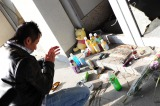 震災後、被災地に何度も足を運んで支援活動を行ってきた長渕剛