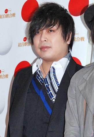 『第62回NHK紅白歌合戦』のリハーサルに臨んだ、flumpoolの阪井一生 (C)ORICON DD inc.