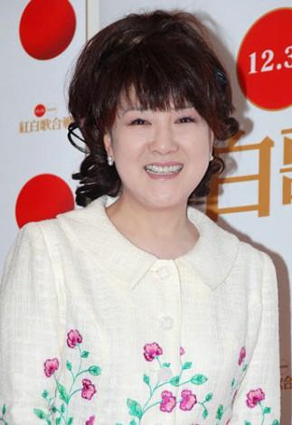 『第62回NHK紅白歌合戦』のリハーサルに臨んだ川中美幸 (C)ORICON DD inc.