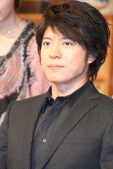 TBSの新ドラマ『ステップファザー・ステップ』の制作会見に出席した上川隆也 (C)ORICON DD inc.