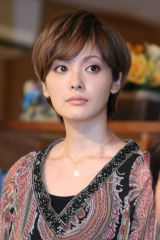 TBSの新ドラマ『ステップファザー・ステップ』の制作会見に出席した平山あや (C)ORICON DD inc.