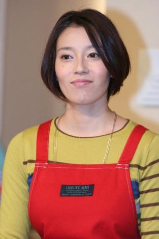 TBSの新ドラマ『ステップファザー・ステップ』の制作会見に出席した須藤理彩 (C)ORICON DD inc.