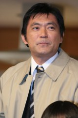 TBSの新ドラマ『ステップファザー・ステップ』の制作会見に出席した渡辺いっけい (C)ORICON DD inc.
