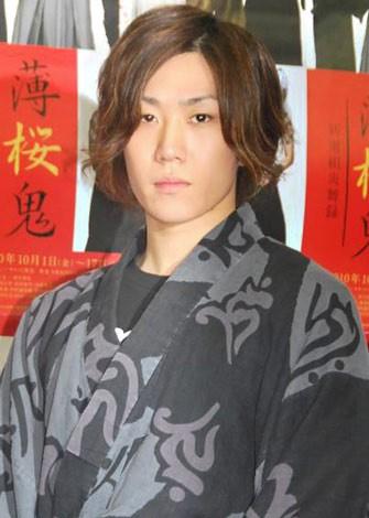 2012年『期待の新成人ランキング』6位の早乙女太一 (C)ORICON DD inc.