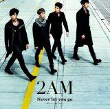 日本デビューシングル「Never let you go 〜死んでも離さない〜」(2012年1月11日発売)[通常盤]