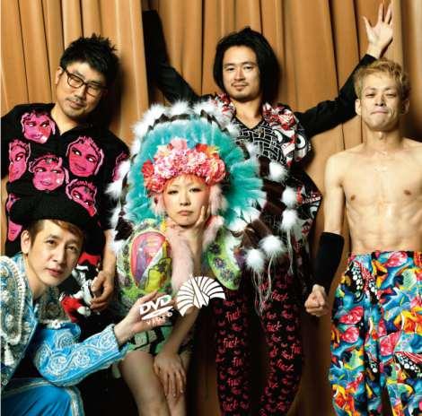 東京事変のライブDVD&Blu-ray『Discovery』(2月15日発売)