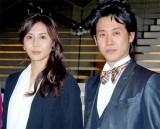 (左から)松嶋菜々子、大泉洋 (C)ORICON DD inc.