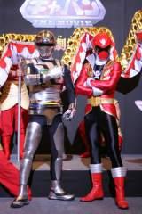映画『海賊戦隊ゴーカイジャーVS宇宙刑事ギャバン』は1月21日(土)公開 (C)ORICON DD inc.