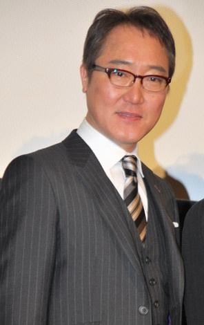 映画『マイウェイ 12,000キロの真実』初日舞台あいさつに出席した佐野史郎 (C)ORICON DD inc.